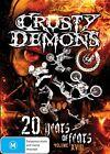 Crusty Demons - 20 Years Of Fears : Vol 18 (DVD, 2014)