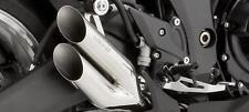 10-14 Kawasaki Z1000 Vance & Hines CS One Urban Brawler Chrome Slip On Exhaust