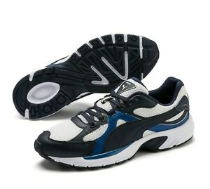 Superior Rectángulo representante  MENS PUMA AXIS PLUS 90 TRAINERS RUNNING SHOES SNEAKERS 8.5 EUR 41 CM 26.5  UK 7.5 | eBay