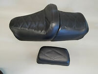 Honda Gl650 Silver Wing Seat Covers & Backrest Cover In 25 Color (e/diamond)