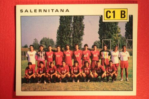 Panini Calciatori 1991 1992 1991//92 612 SALERNITANA SQUADRA OTTIMO