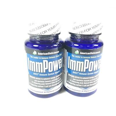 American Biosciences ImmPower 500mg 30 Count - Pack of Two 678226001301 |  eBay