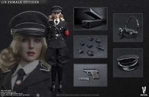 VERYCOOL1//6 VCF-2036 Female Officer 2.0 Action Figure Collectible Toys Presale