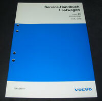 Werkstatthandbuch Volvo LKW Lastwagen Kühlanlage D7A / D7B Stand 1994!