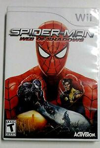 Spider-Man-Web-of-Shadows-Nintendo-Wii-2008