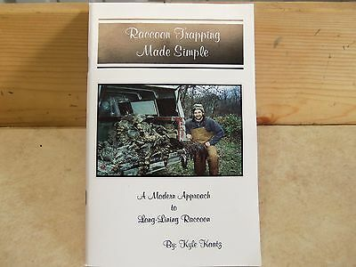 """Book-Thorpe /""""Suicide Mink Sets/"""" Traps Trapping Duke Beaver Coyote Raccoon"""