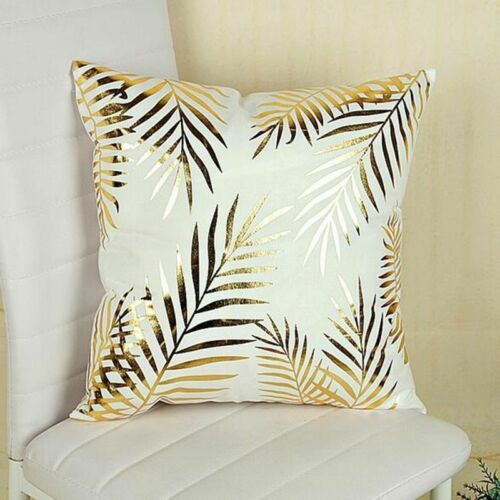 18/'/' Cotton Linen Throw Pillow Case Sofa Home Decor Waist Cushion Pillow Cover