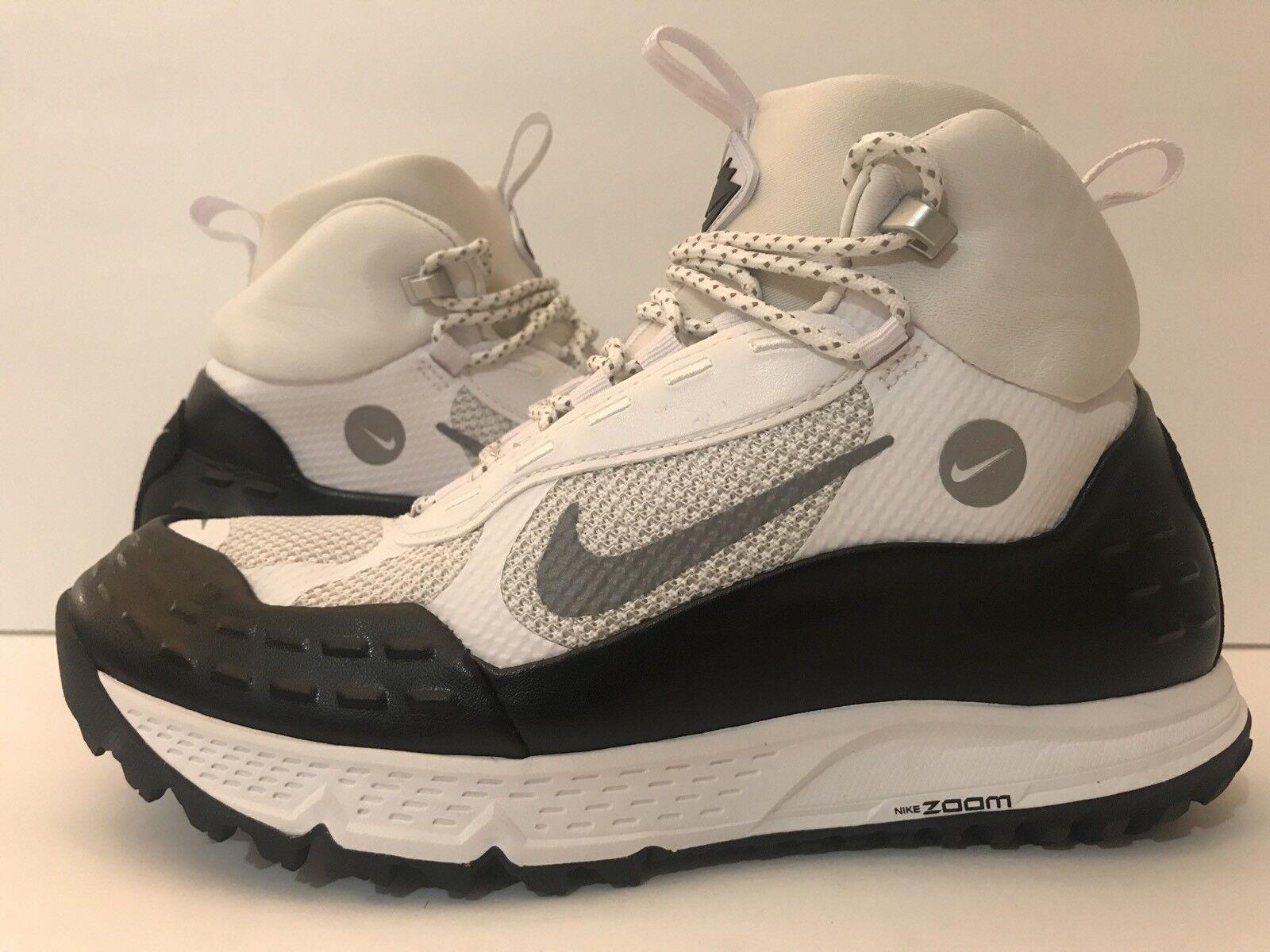 promo code 9fed4 886ad Nike air zoom 3m sertig 16 nero   bianco 3m   argento   3m bianco  904335-100 sz 9