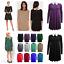 Women-Ladies-Mother-039-s-Day-Peter-Pan-Collar-A-Line-Contrast-Collar-Swing-Dress thumbnail 1