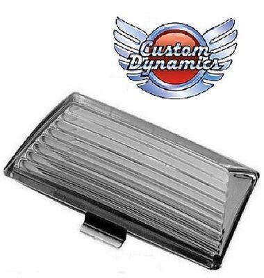 Transparent Red Hose /& Stainless Black Banjos Pro Braking PBF2001-TRD-BLA Front Braided Brake Line