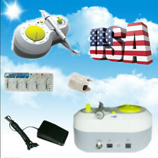 Woodpecker style Dental Ultrasonic Scaler D1 DTE+Piezo Handpiece 5 Tips Satelec