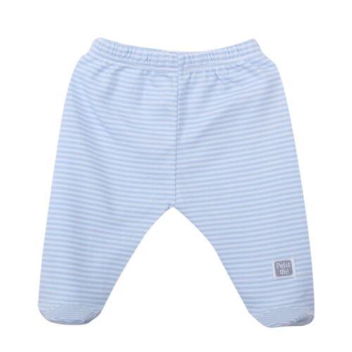 Petit oh Baby Footed pantalon bébé pantalon avec pieds coton Pima Pantalon