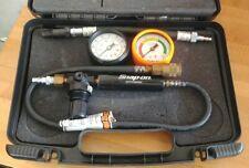 Snap On Tools Cylinder Leakage Tester Diagnostic Gauge Set Eepx309aoo