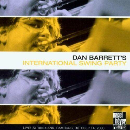 Dan Barrett's International swing party (2000)  [CD]
