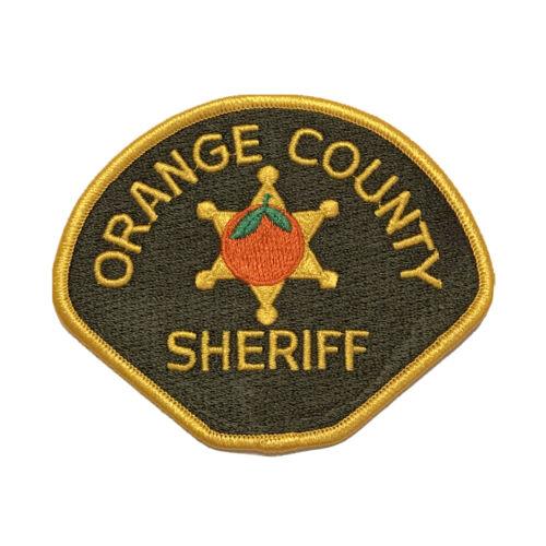 CA Orange County California Sheriffs Department Shoulder Patch