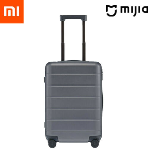 """Xiaomi 20 /""""ABS Hand Bagages Hardside Nested Spinner Trolley Travel Case Noir FR"""