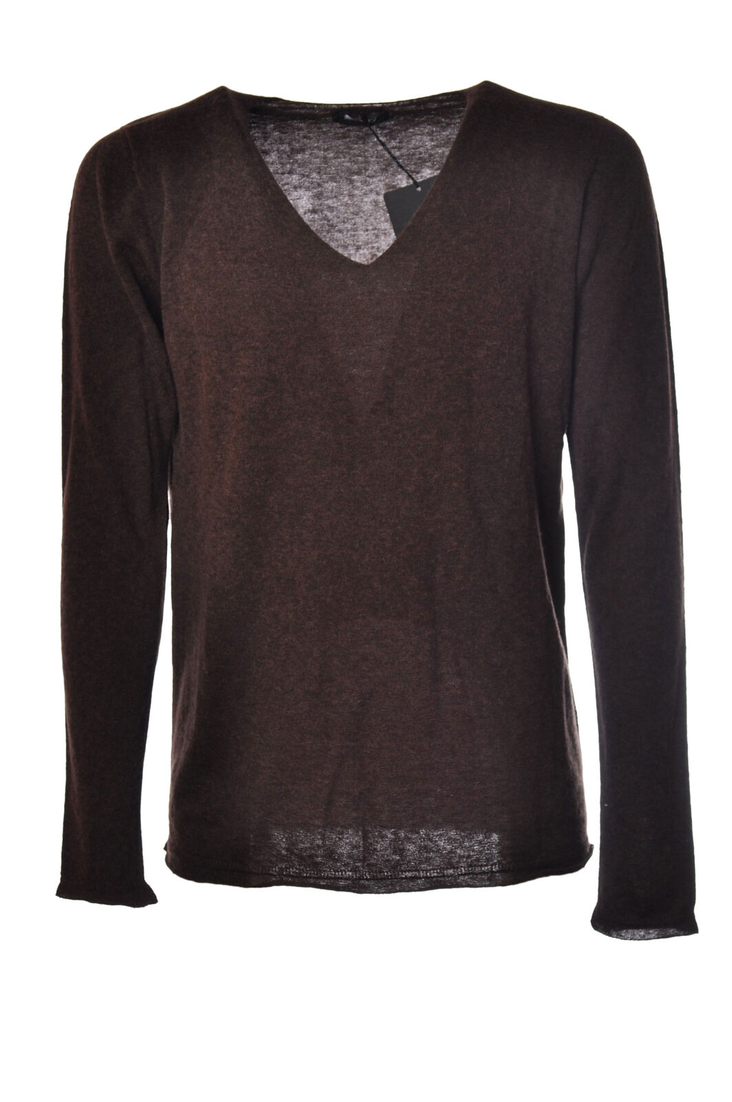 Roberto Collina  -  Sweaters - Male - Braun - 2426526N173945