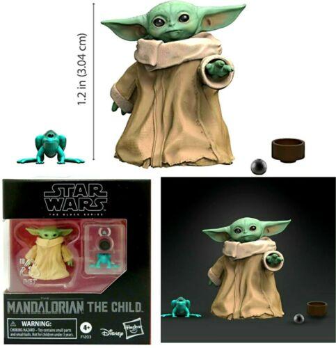 Star Wars Black Series Mandalorian The Child Baby Yoda Action Figure IN STOCK!