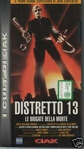 VHS-District-13-The-Brigades-of-Morte-USED
