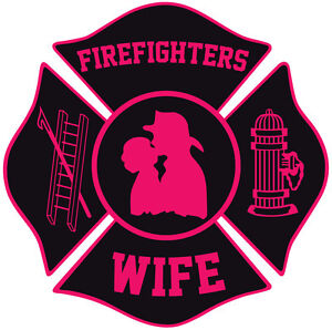 Natural Born FireFighter Sticker Available in large range of.