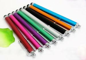 4-034-STYLUS-TOUCH-PENS-phone-capacitive-for-iPhone-X-8-7-4s-5c-6-plus-Galaxy-s6