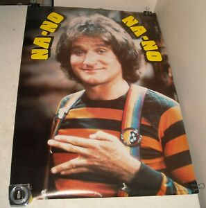 ROLLED-1979-PRO-ARTS-PARAMOUNT-TV-ROBIN-WILLIAMS-as-MORK-PINUP-POSTER-20-x-24