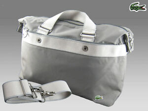 portable Style City 9 ordinateur documents Business Porte Grey pour Lacoste Casual S0qwPYx5
