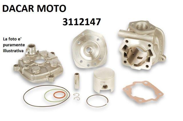 Thermal Unit Aluminium H2O Derbi GPR Nude 50 2T LC
