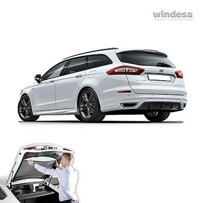 Sonniboy Sonnenschutz Ford Mondeo Turnier Typ BA7 Kombi 5-türig 2014
