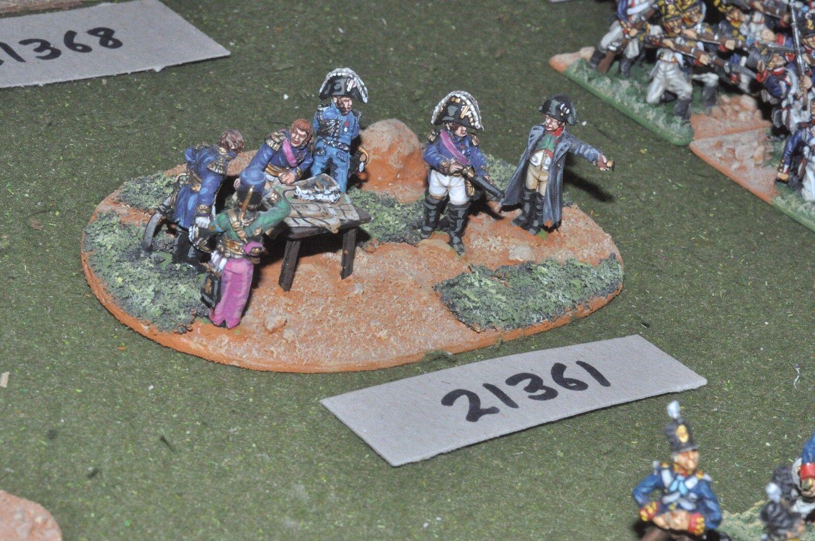 25mm napoleónicas francés-comando de comandos (21361)
