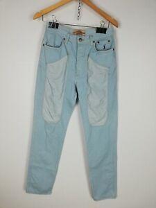 JECKERSON-Pantaloni-Jeans-Trousers-Tg-46-Uomo-Man