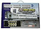 USA 2000 MTA York City Subway Battery Operated Model Train Set Kids Toy Gift