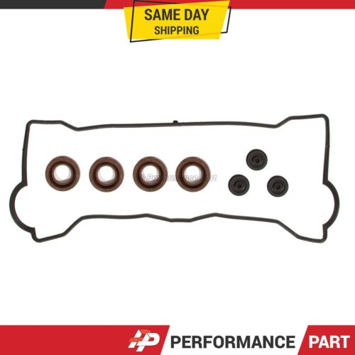Valve Cover Gasket for 89-93 Geo Prizm Toyota Corolla Celica 1.6L 4AFE  DOHC