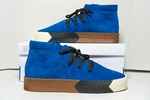 Adidas x Alexander Wang AW Skate Blue
