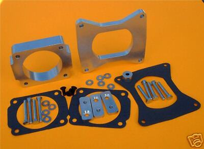FORD MUSTANG INTAKE SPACER /& 75MM THROTTLE BODY  96-04