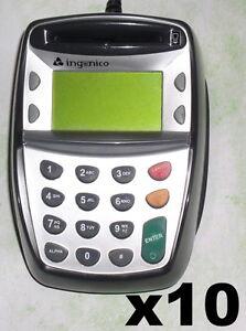 TEN-CHIP-amp-PIN-CARD-READERS-Ingenico-I3300-epos-terminals-for-TT41-TT42-i5100