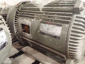 Emerson Ac Motor 15 Hp 575v 254t Ebay