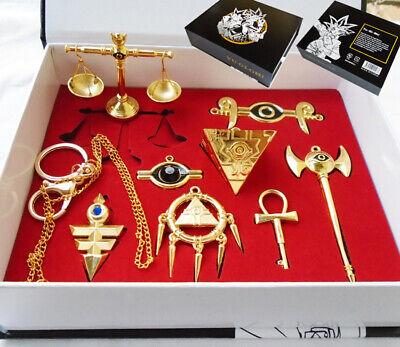 Millennium necklace Yu-gi-oh Millennium Tauk Ishizu Ishtar Cosplay prop