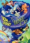 Tom and Jerry The Wizard of Oz 0883929156184 DVD Region 1 P H