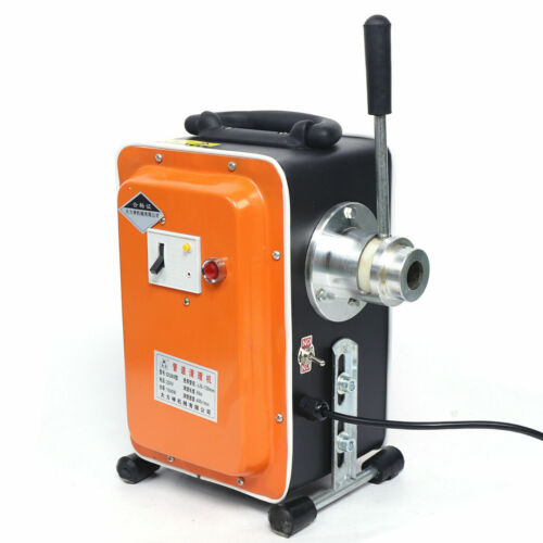 750W Rohrreinigungs Maschine Rohrreinigungsmaschine Abflussreiniger 20-150 mm DE