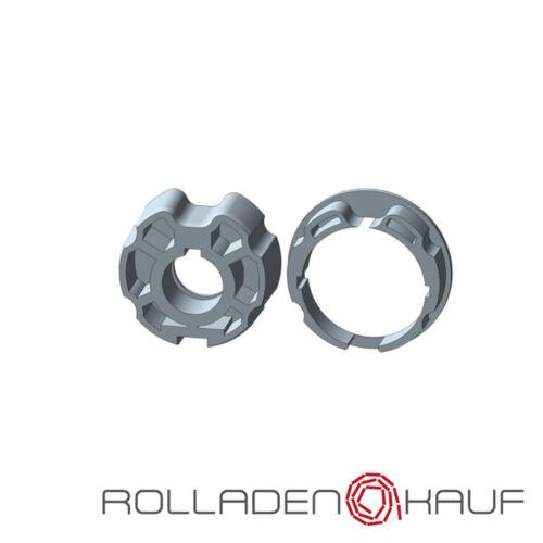 Rademacher Adapter Mitnehmer Nutwelle Rundnut 78mm für RTBL Rohrmotor Rolladen
