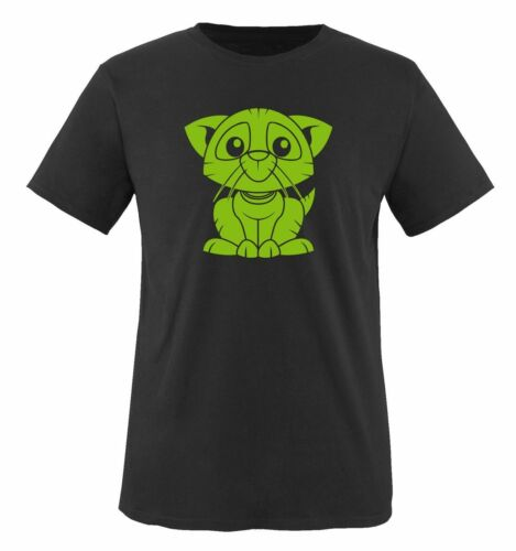 SÜßE KATZE Kinder T-ShirtNEW SWEET FUN Comedy Shirts