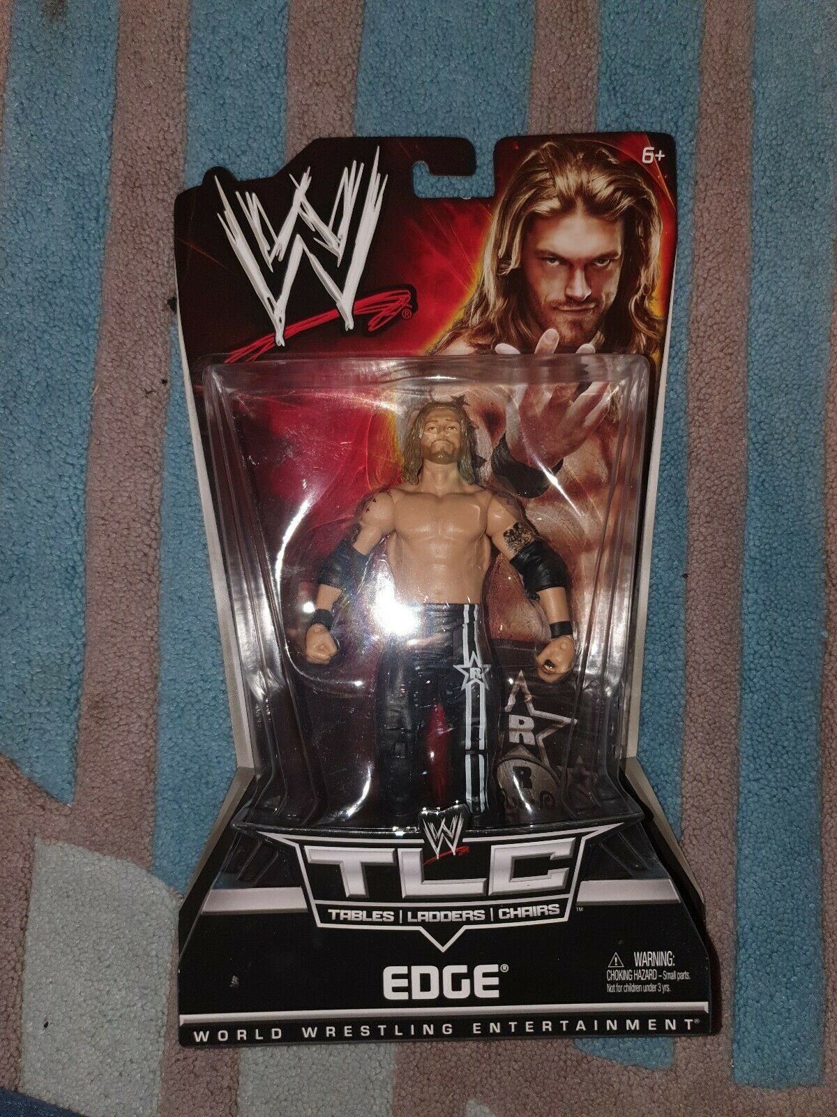 New In Box WWE Edge TLC Action Figure
