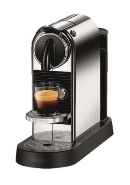 delonghi en166 c citiz nespresso kaffeekapselmaschine. Black Bedroom Furniture Sets. Home Design Ideas