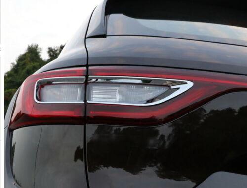 Heckleuchte Rahmen Chrom Abdeckung für Renault Koleos