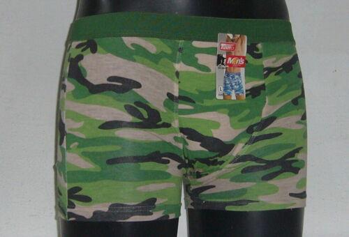 Boxershorts mutande MILITARY ARMY MIMETICO NEON COTONE S M L XL XXL XXXL