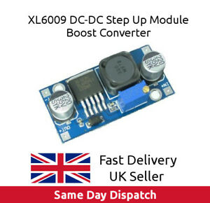 XL6009-DC-DC-Voltage-Step-Up-Boost-Converter-replace-LM2577-3-32v-input-UK-Fast
