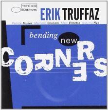 ERIK TRUFFAZ - BENDING NEW CORNERS USED - VERY GOOD CD