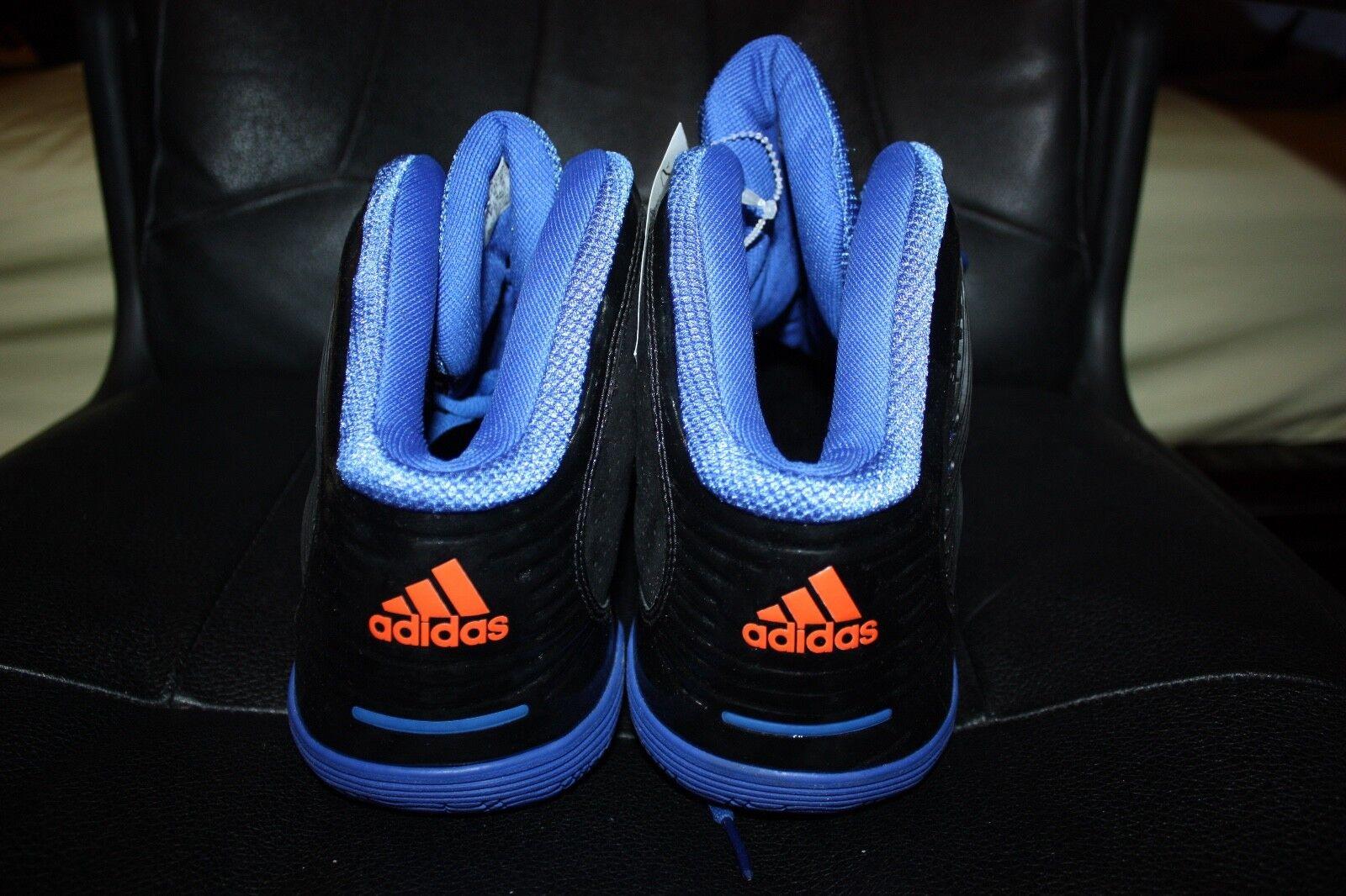 Anthony randolph sz adidas nero blu, new york knicks pe le scarpe
