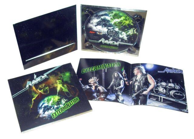 RAVEN - EXTERMINATION (DIGI) CD NEUF